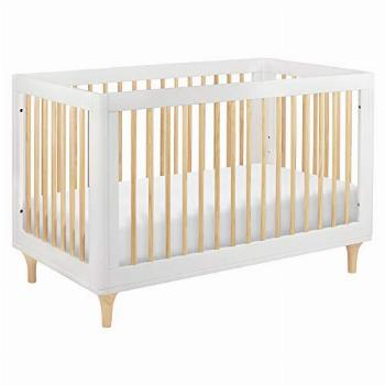 Babyletto Lolly 3-in-1 Convertible Crib with Toddler Bed