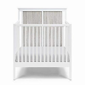 Suite Bebe Connelly 4 in 1 Convertible Crib in White with