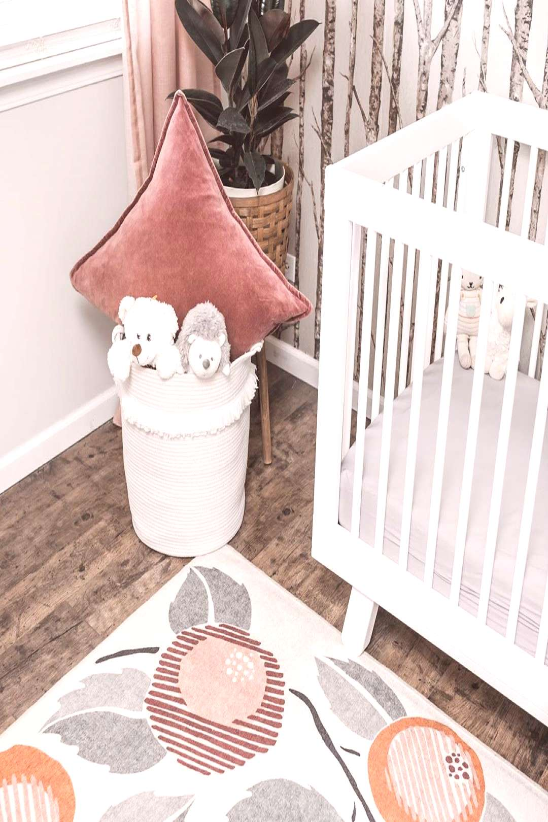 A little #tbt to when we shared this sweet nursery for the sweete