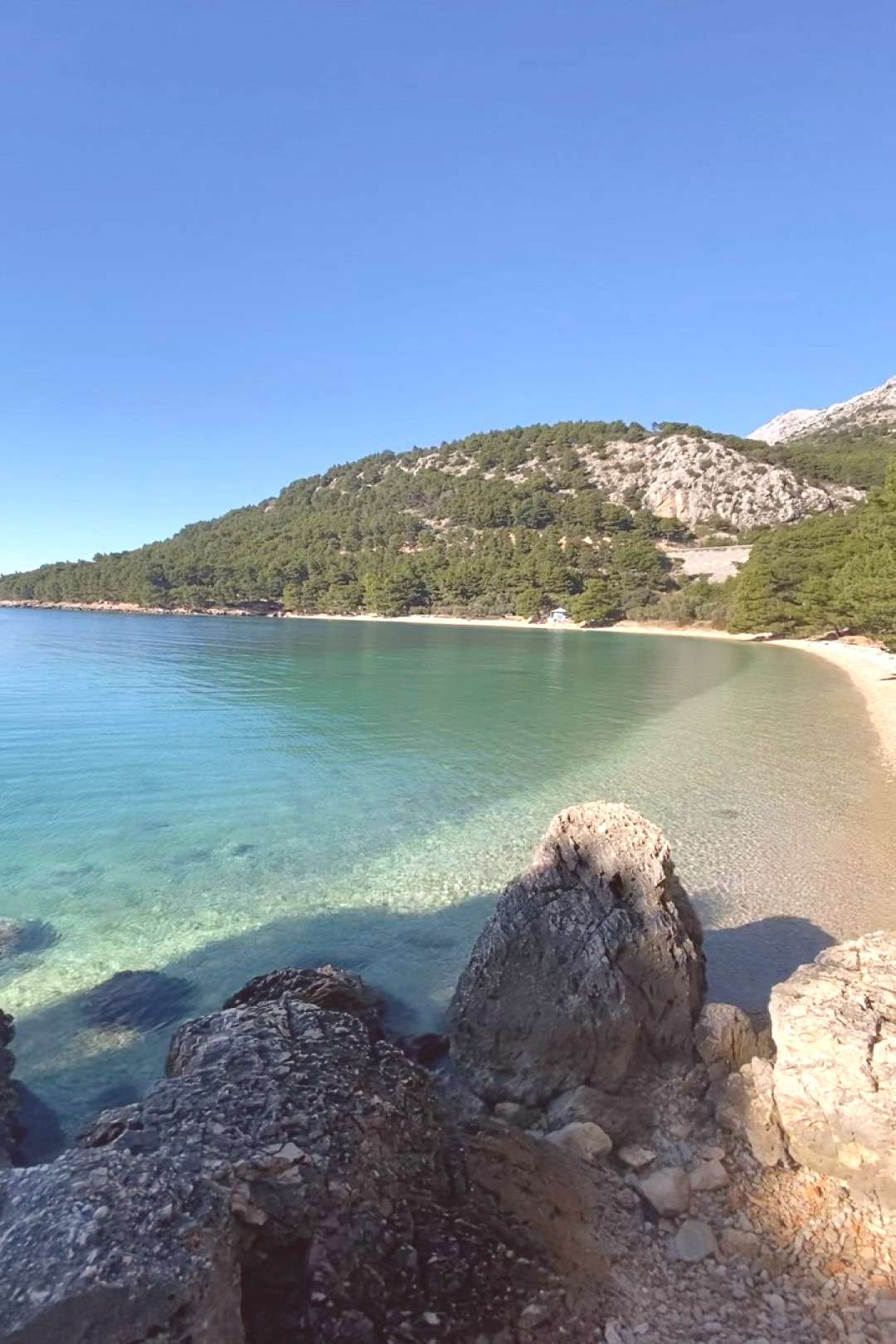 All about all beaches on Makarska Riviera find out in our unique