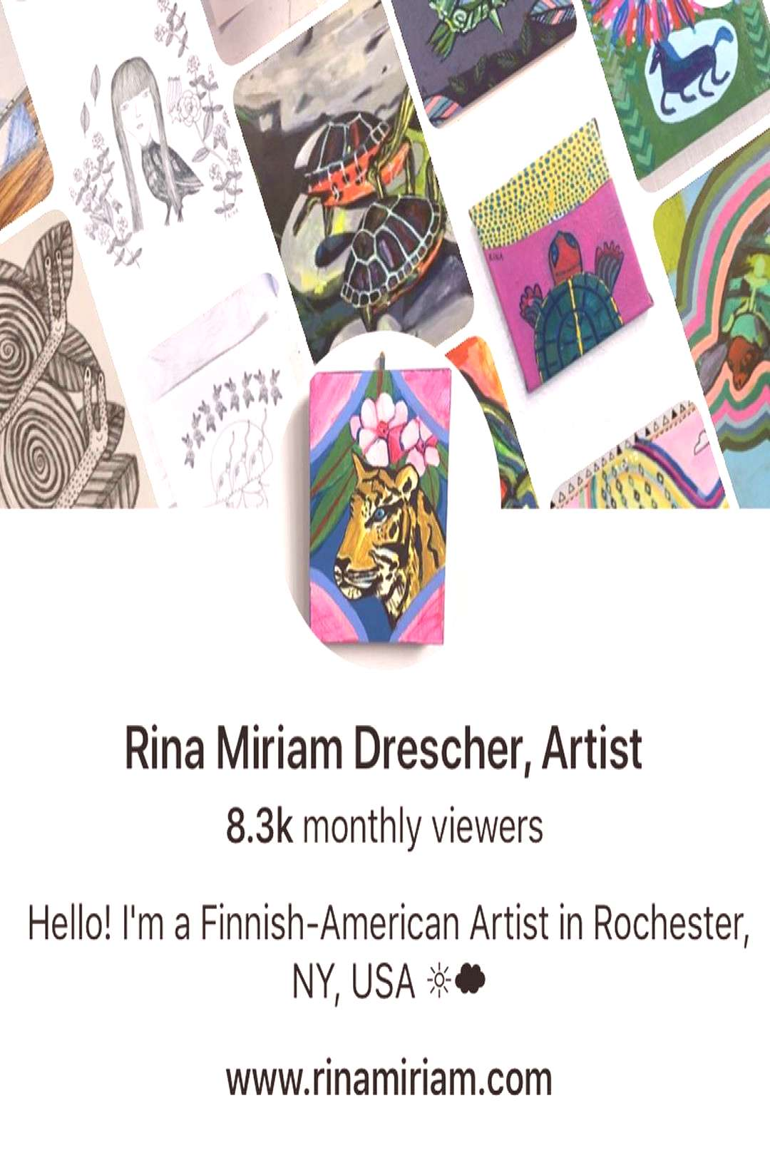 Are you following me on yet? Since starting my #creativecoaching