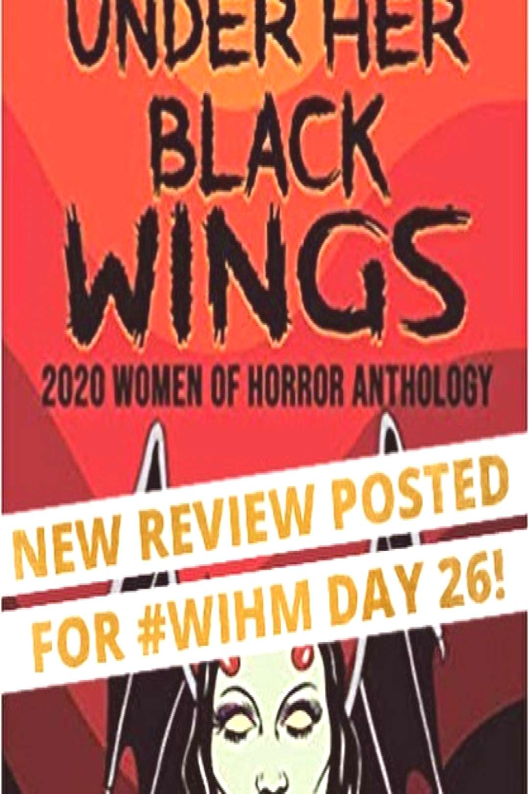 Brennan LaFaro reviews quotUnder Her Black Wingsquot by the for our #WI