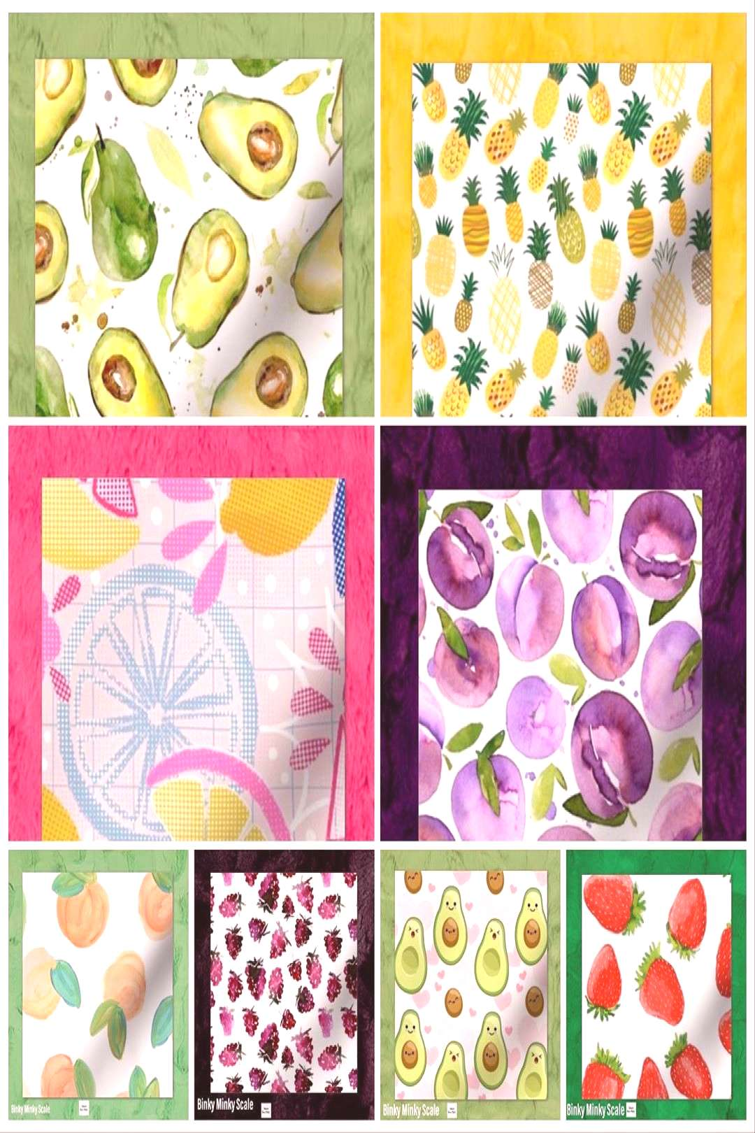 Check out these fruity new designs