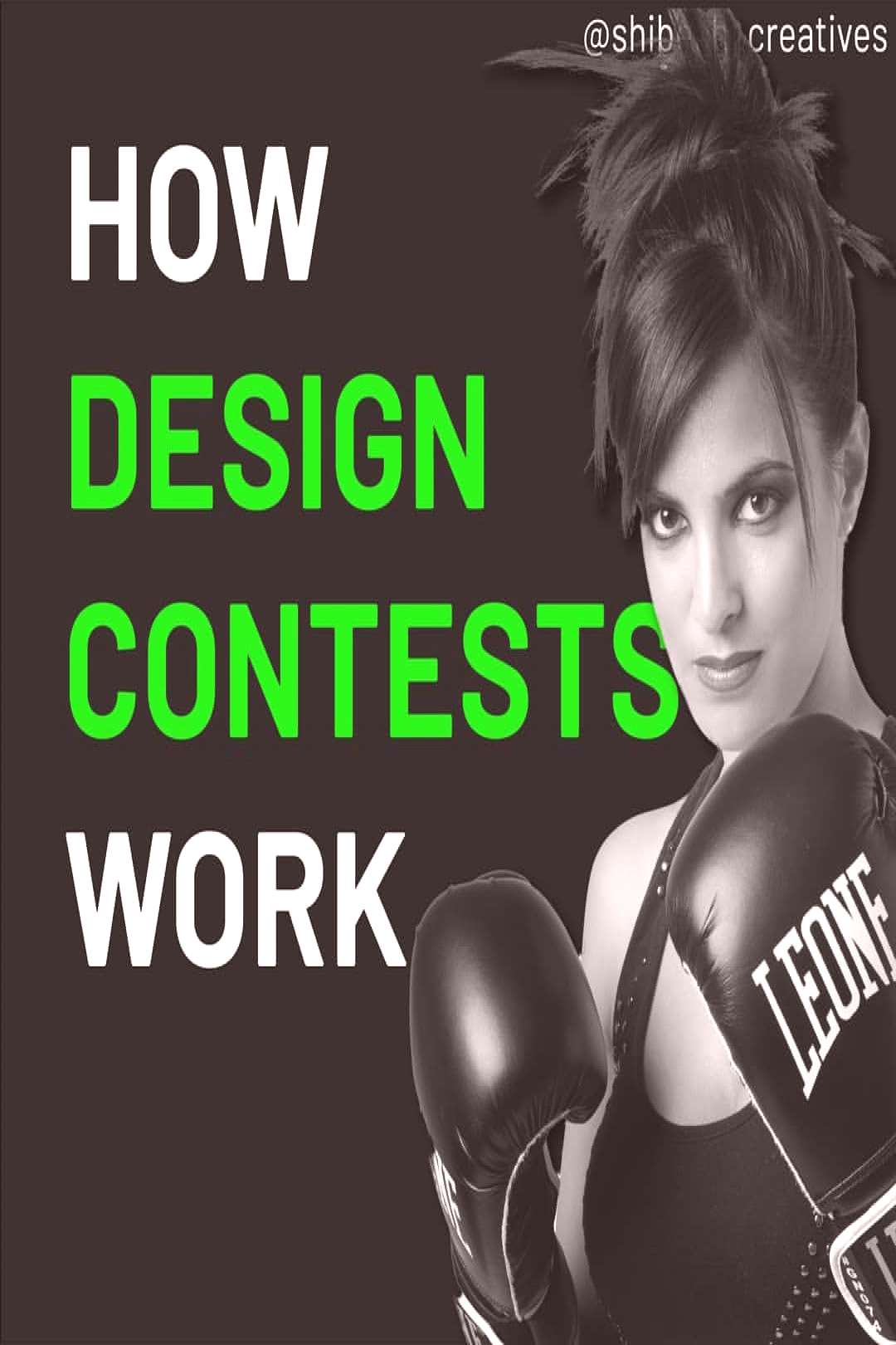 Hows your weekend going fellas! This is a design contest guide f