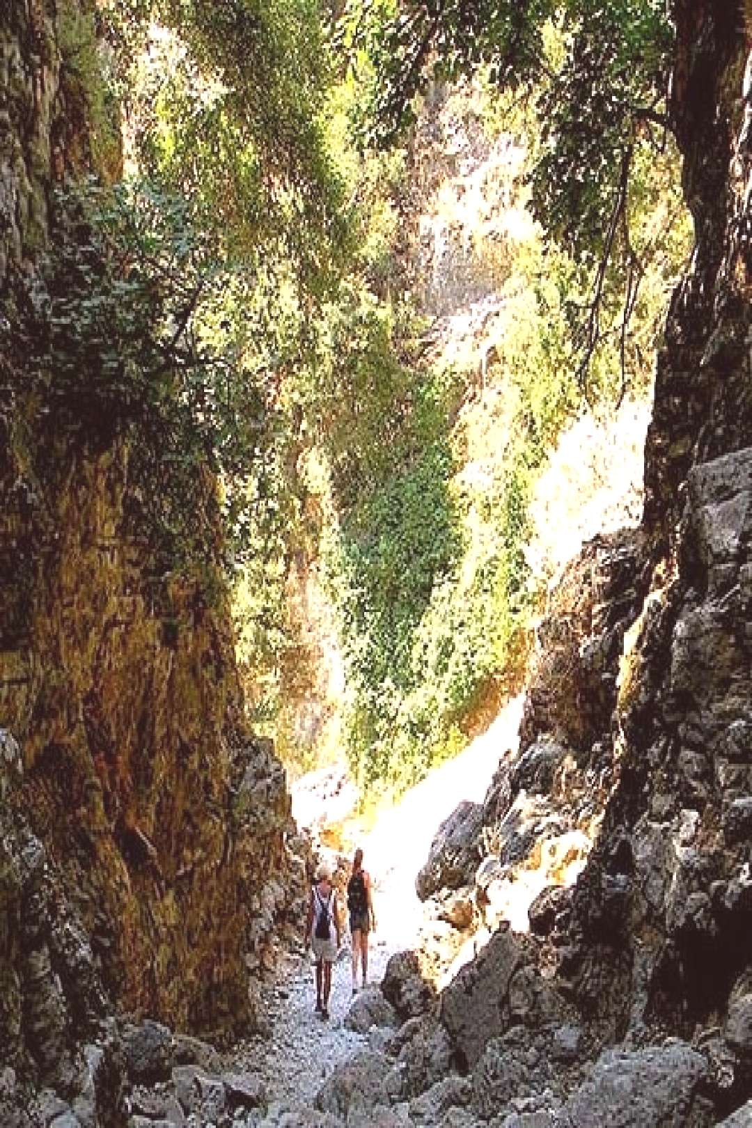 #imbrosgorge is located in province #sfakia and is the third most