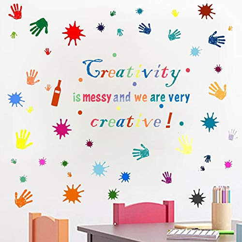 Inspirational Wall Quote Decals Kids Motivational Wall Decor