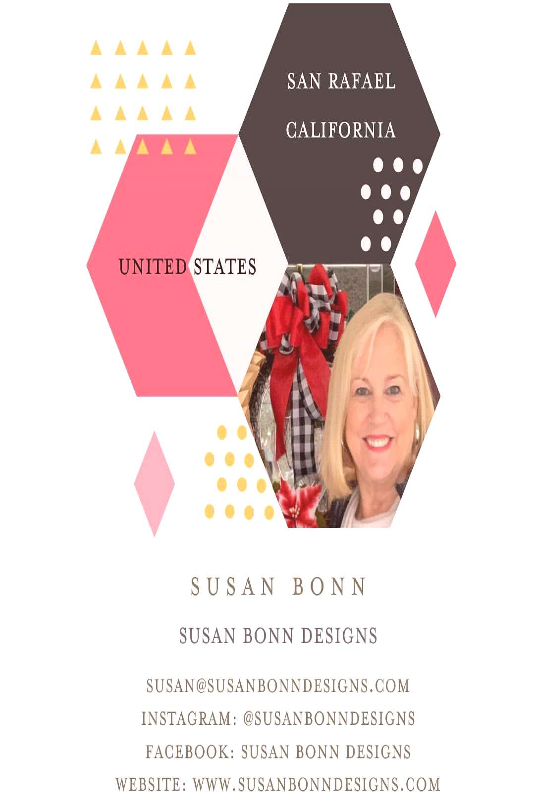Its #introductionfriday! Today we want you to meet Susan Bonn, o