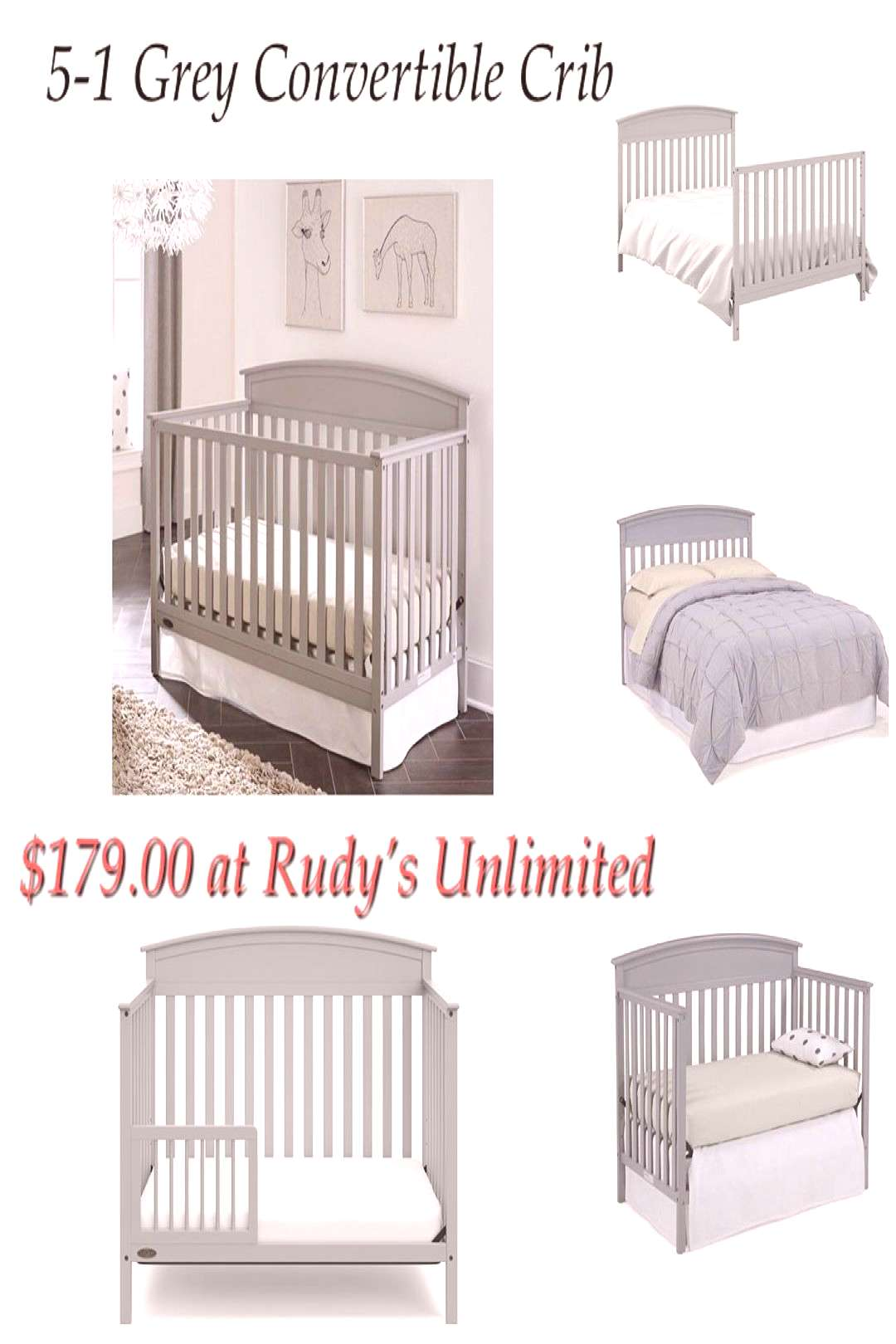 More Beautiful Baby Cribs #baby #cribs #mtsterlingky