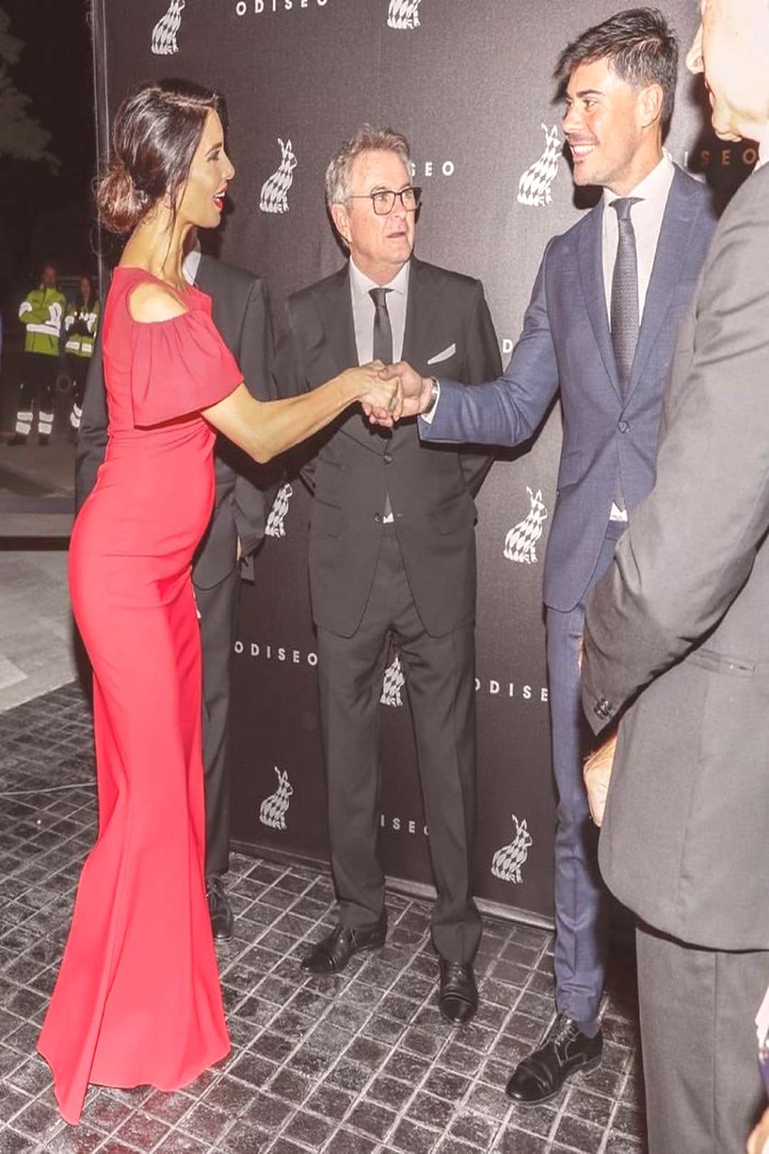 Pilar Rubio attends Odiseo Casino opening on February 27, 2020 in