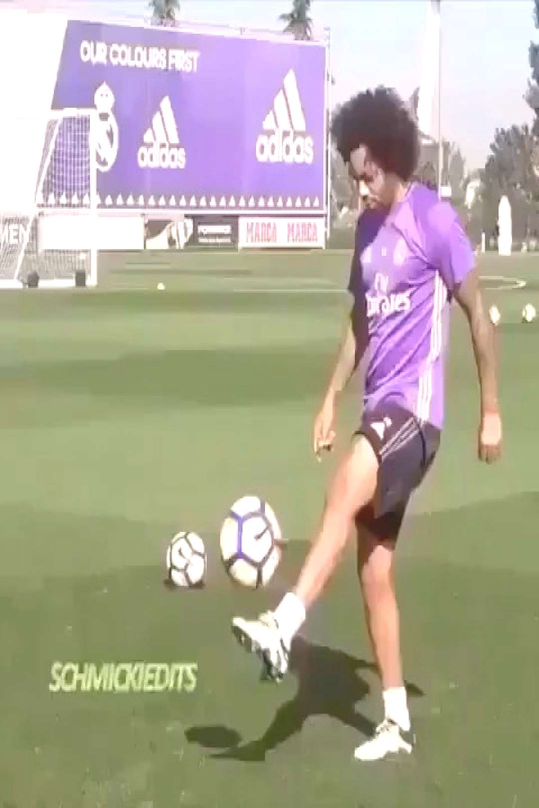 Rate Marcelos skills from 1-10 ............... ............... .