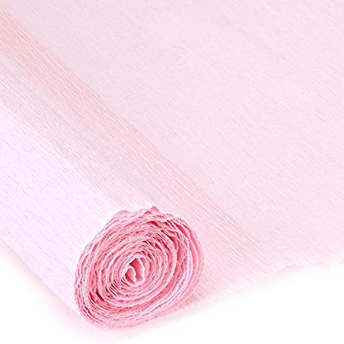 Star Best Packing Crepe Paper Rolls,12 Colors Available Wide