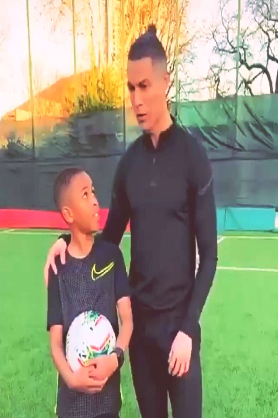 The person who inspiration of most of footballer .. Who are givin