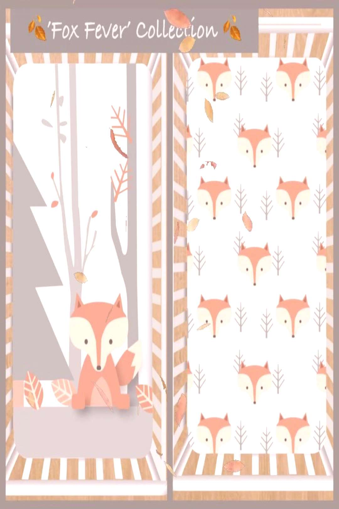 We are celebrating the new addition to our Fox Fever Collection